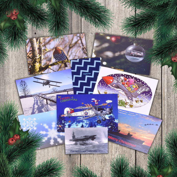 Exclusive & Original Christmas cards, Thank You cards and Note cards.