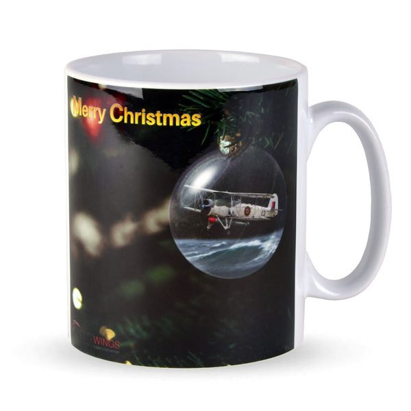 Navy Wings Exclusive Fleet Air Arm Christmas Mugs