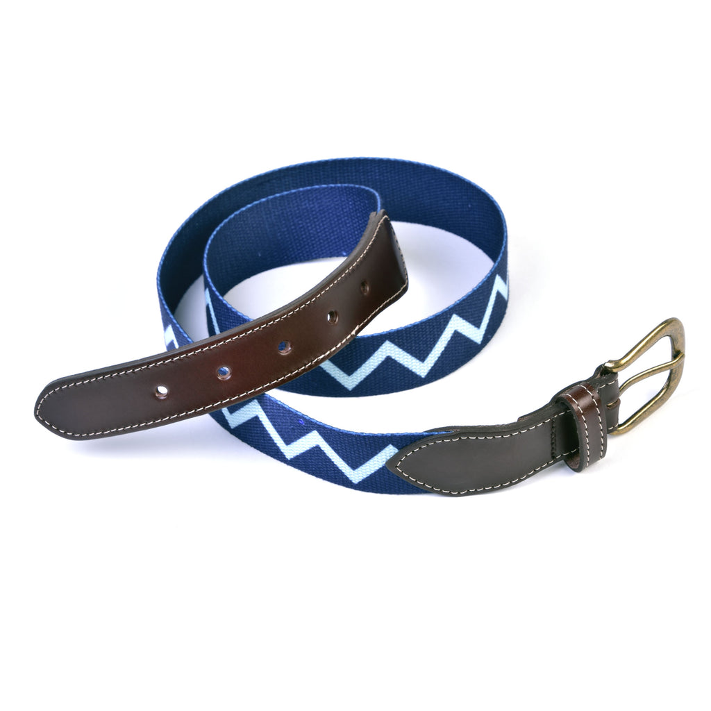 FAA Fleet Air Arm Zigzag Belt