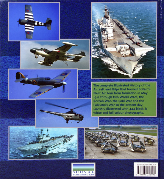 Fleet Air Arm - An illustrated history - back