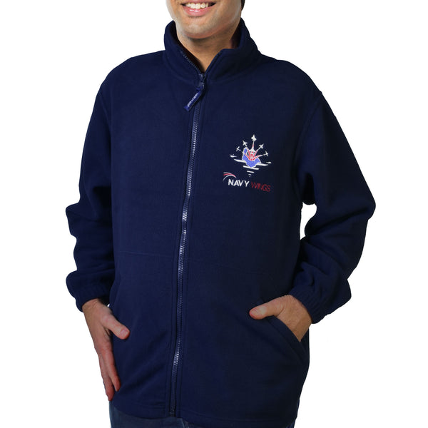 fleece navy wings fleet air arm great british take off