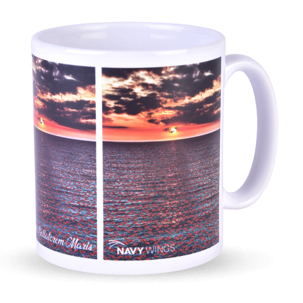 remembrance mug poppy poppies sea royal navy poem gift homeware