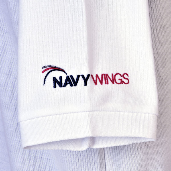 'Flew' Navy & 'Fly' Navy high quality polo shirt
