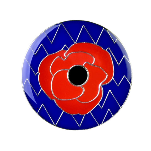 Fleet Air Arm Remembrance lapel pin