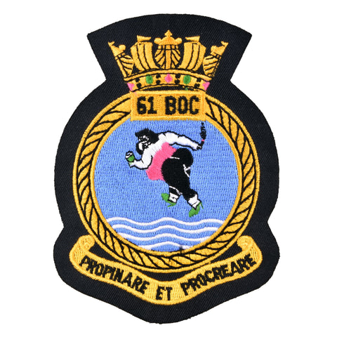 Basic Observer Course and Basic Flying Training Badge