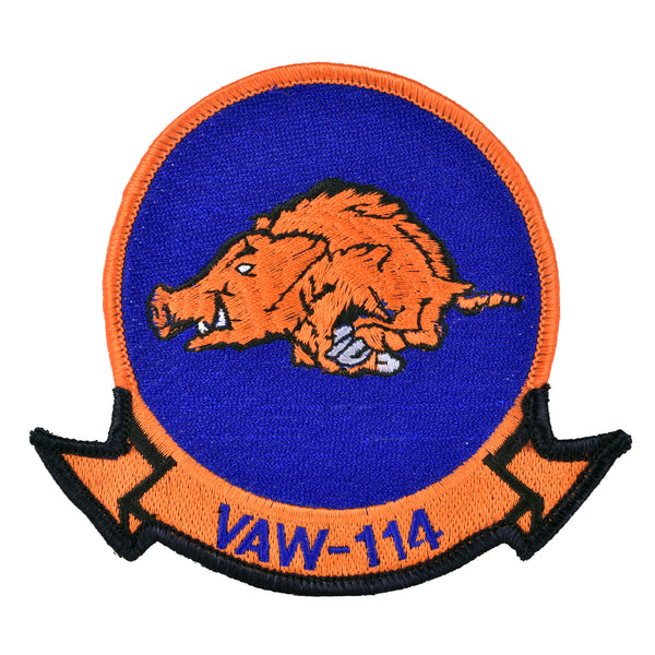 United States Embroidered Squadron Badges