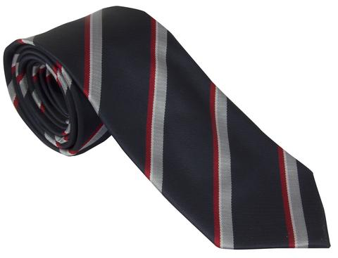 RNAS silk or polyester tie