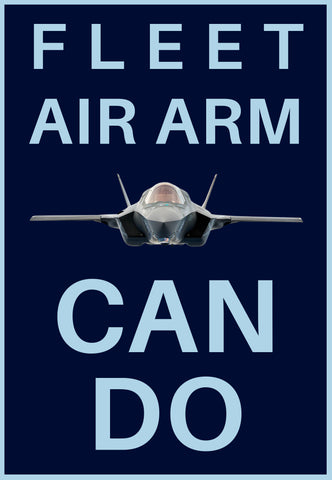 Fleet Air Arm 'Can Do' and 'Find, Fix, Strike' Mugs