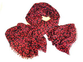 Remembrance Floral Scarf