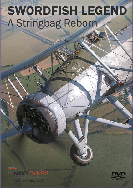 Fairey Swordfish W5856 Fleet Air Arm Taranto Bismarck British Aerospace