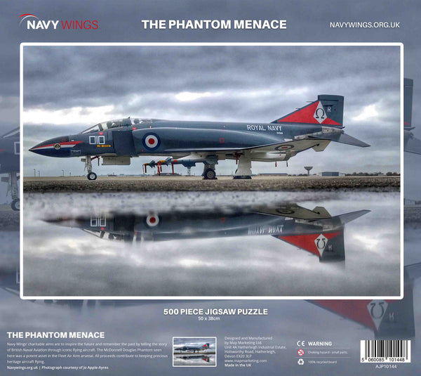 jigsaw mcdonnell douglas phantom fleet air arm