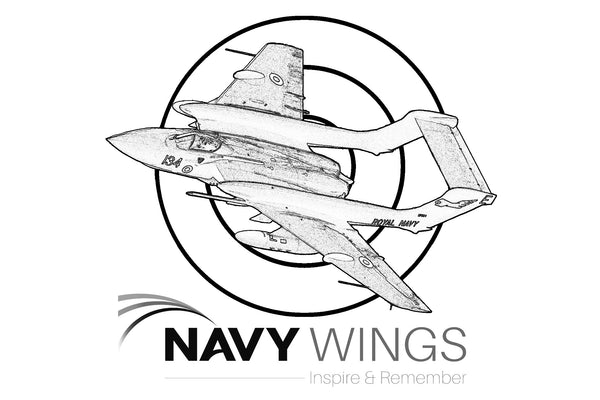 Quality Engraved Coasters - Pewter or Stainless Steel - Sea Vixen or Swordfish