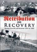 retribution and recorvery lennart andersson and ray sanger hardback book gift aviation history air britain