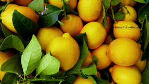 Lemons: Magic in every squeeze
