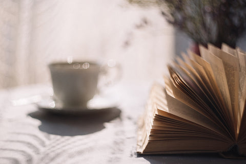 dr. know blog hey zindagi post surgical recovery self care, books, tea and relaxing in sunlight