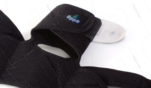 oppo-medical-adjustable-ankle-support-oppome10-how-to-wear