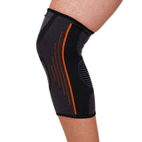 Privfit Men's and Women's Compression Knee Cap Brace Sleeve Support with Silicon Anti-Slip Protection (Pair) - Shop at Amazon.in