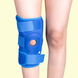 Wonder Care Hinged Knee Brace with Open Patella Wraparound Stabilizer Available in S, M, L, XL Size - Buy on Amazon.in