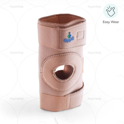 Skin friendly knee support by oppo medical USA |  shop at amazon.com
