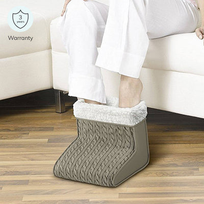 Electric Foot Warmer with Massage (BEURFW01) by Beurer Germany | visit on - heyzindagi.com