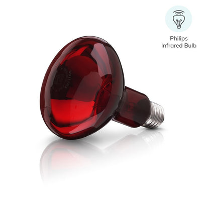 Infrared Bulb (IL11) manufactured by Beurer Germany. Relief from cold, congestion & other orthopedic issues| heyzindagi.in- EMI options available for payment