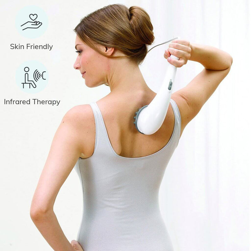 Infrared massager (MG21) fixed handle by Beurer Germany | shop at heyZindagi.com