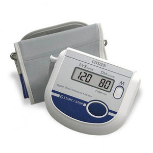 Compact Digital Blood Pressure Monitor (CH-432) by Citizen Japan  | www.heyzindagi.in