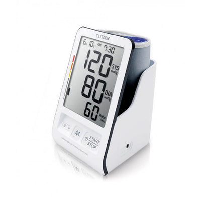 Prenium Table Top Digital Blood Pressure Monitor (CH-456) by Citizen Japan | shop at heyZindagi.com