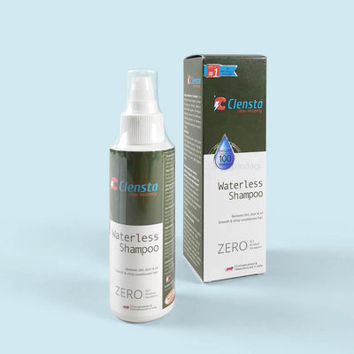 Waterless Shampoo By Clensta India | available at heyzindagi.in
