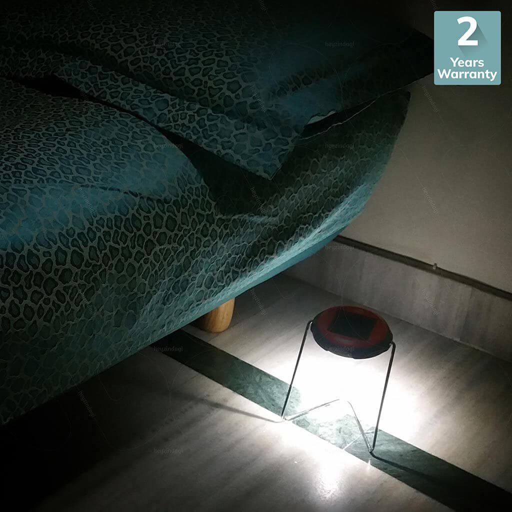 Shop D.light Solar Lamp S3 For Safety And Reading At Home