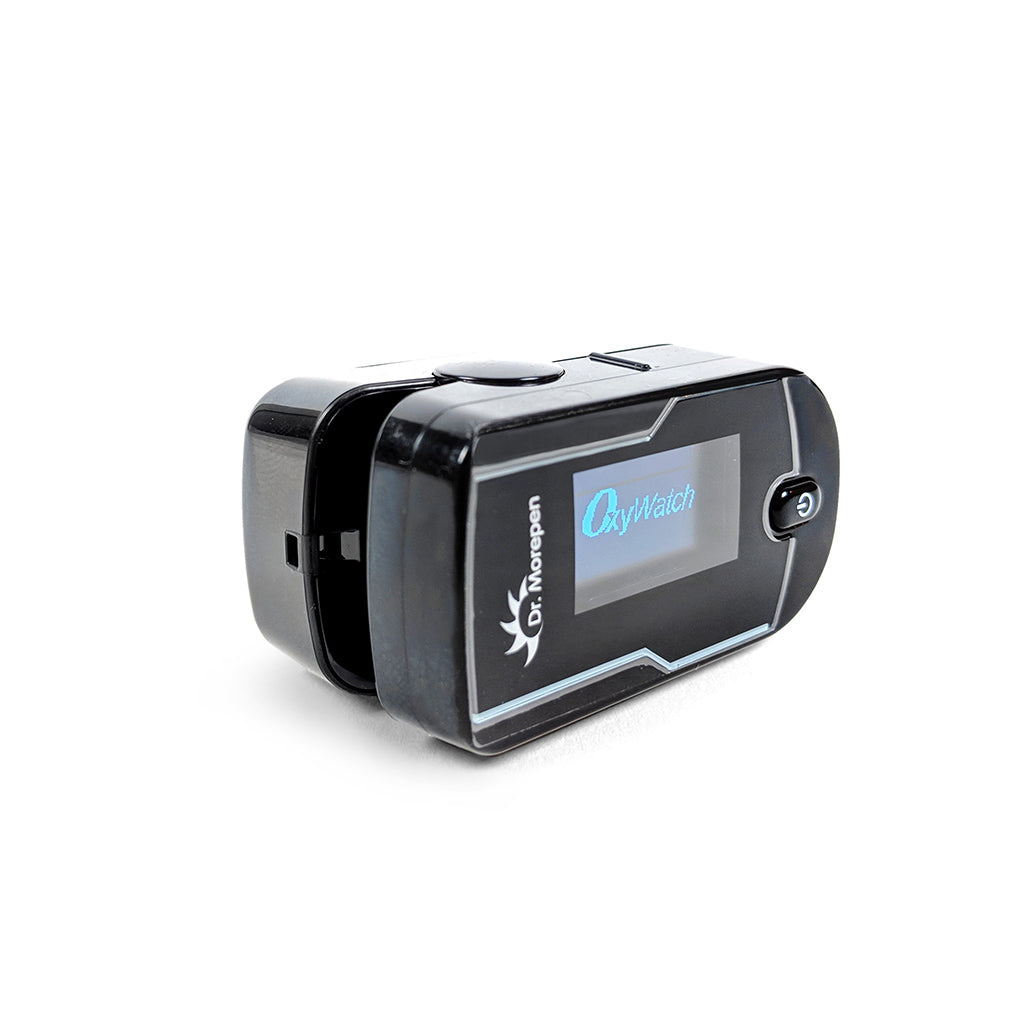 Pulse Oximeter (PO-04) for monitoring blood oxygen level  by Dr. Morepene India | www.heyzindagi.com