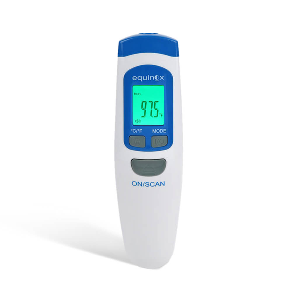 Non contact infrared thermometer (EQ-IF-02) by Equinox India | order online at heyzindagi.com