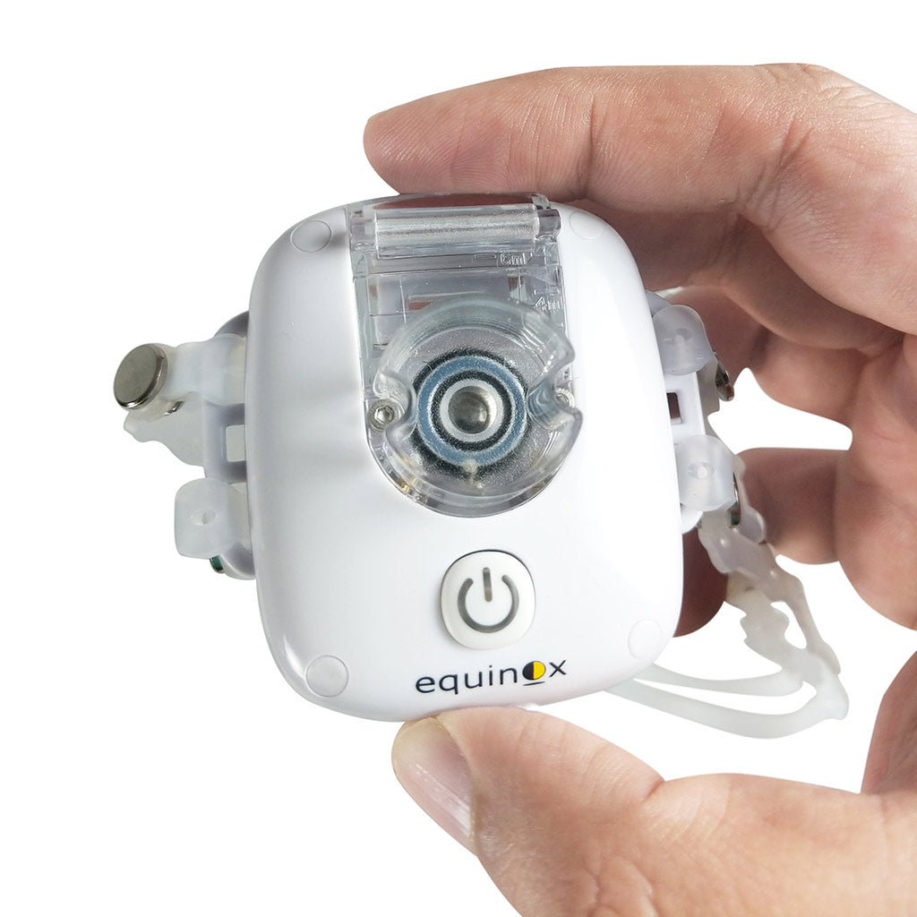 Portable Mesh Nebulizer (EQ-MN-86) by Equinox India- www.heyzindagi.com