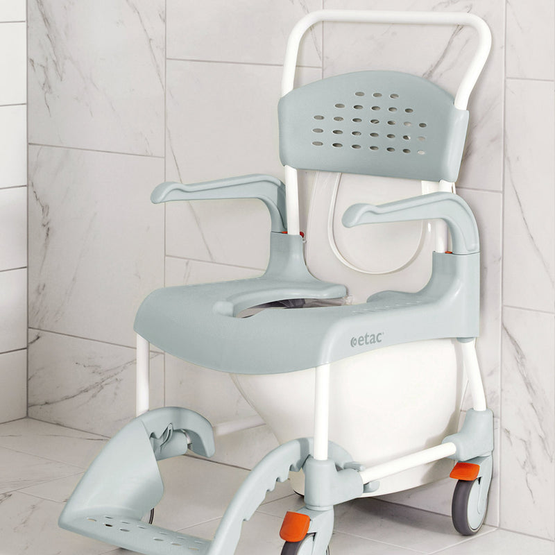 Clean Shower Commode Chair (etcsc01g) by Etac Sweden