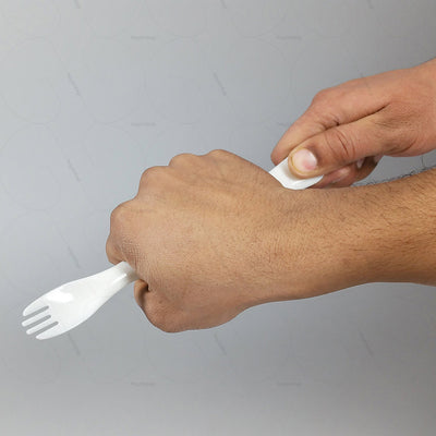 Feed Cutlery Spoon (ETFC01S) by  Etac Sweden