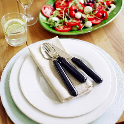 Light Cutlery with Thick Handles (ETLCT01) by Etac Sweden