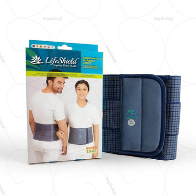 Abdominal support (LB-05) for faster post-surgical recovery by Lifeshield India | available at heyzindagi.com
