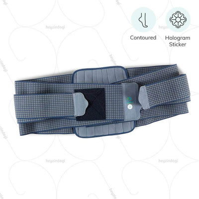 Contoured LS belt (A07BAZ) by Lifeshield Healthcare | heyzindagi.com- shipping done all over India