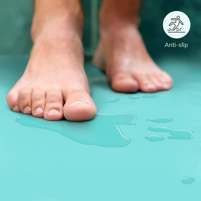 Anti slip floor treatment to improve surface grip by Lizard Grip | www.heyzindagi.com