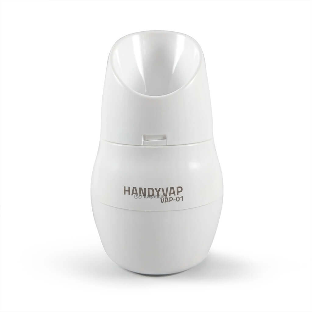 HandyVap Steam Inhaler & Vaporiser (Shockproof Body)