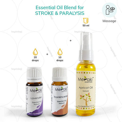 Frankincense oil (MERKEO15) for Massage therapy by meraki essentials | EMI option available for payment at heyzindagi.com