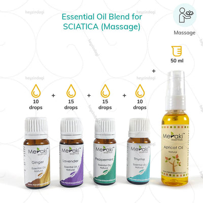 Ginger Essential Oil (10 ml) - Pure & Alcohol Free