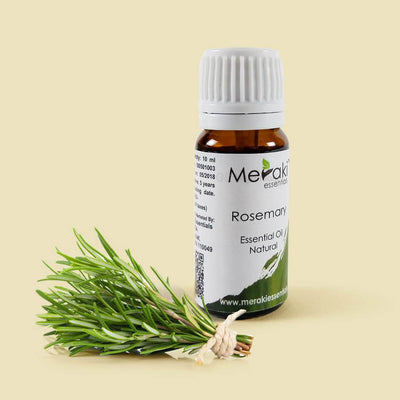 Rosemary essential oil (MERKEO01) by meraki essentials | heyzindagi.com- an online shop for senior citizens