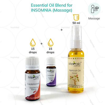 Cedarwood oil for skin (MERKEO16) by meraki essentials to avail massage therapy | heyzindagi solutions for differently abled