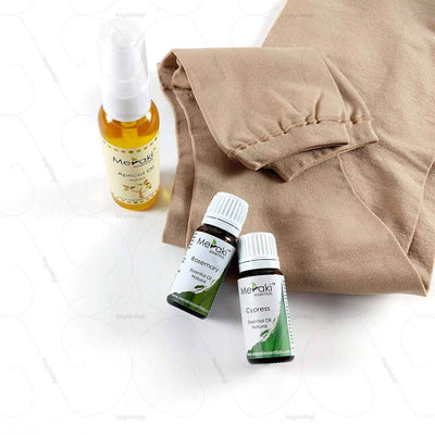 Aromatherapy Essential Oils for Varicose Veins for pain relief by Meraki Essentials | Available at heyzindagi.com