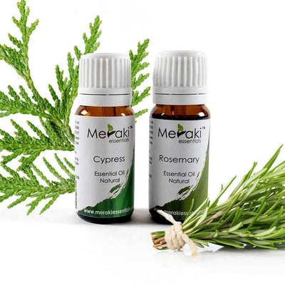 Aromatherapy Essential Oil Combo for Varicose Veins by Meraki | Order online at Heyzindagi.in