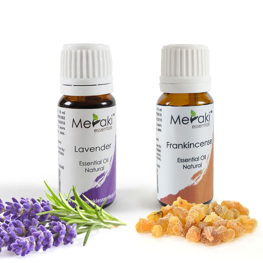 Essential Oil Combo for Stroke and Paralysis (Massage / Diffusion)