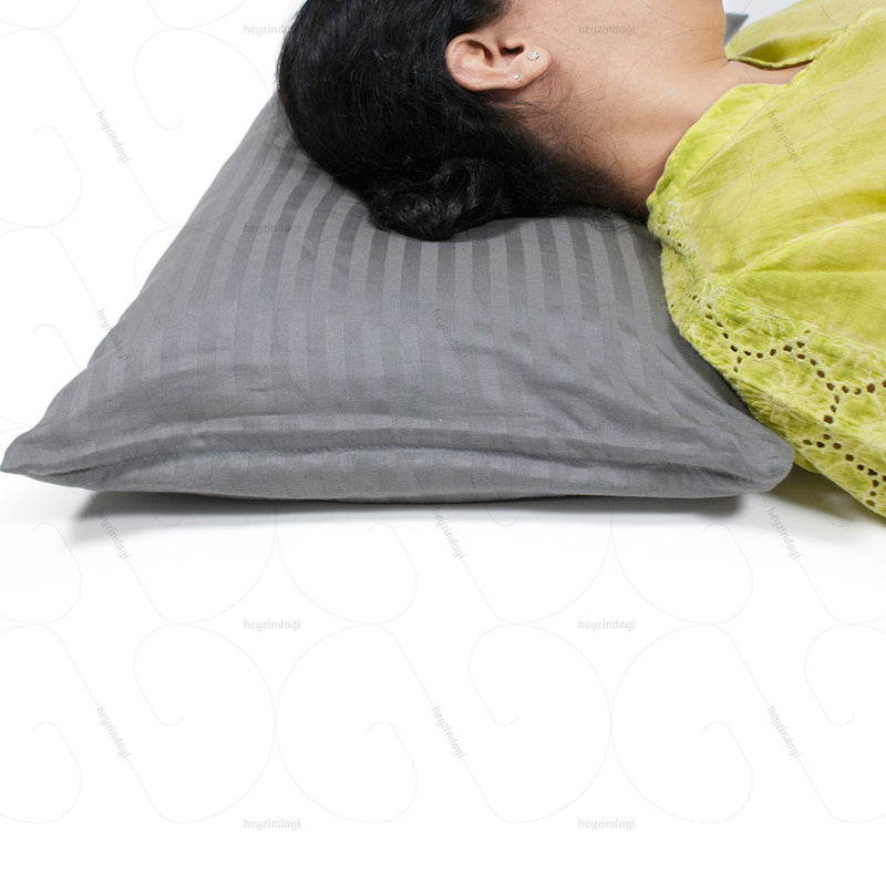 "Shop Buckwheat Hull Pillow (Full Size, 25"" x 15"")"