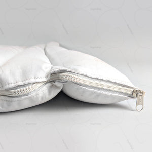 Buckwheat Hull Yoga Cushion (NUYM01) by Nutribuck India