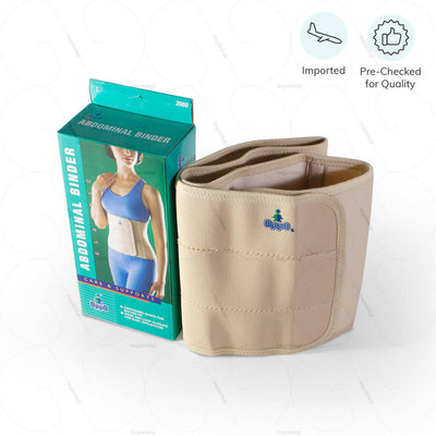 Oppo abdominal binder with adjustable compression (2060). Imported & Pre checked for quality by Oppo medical USA | order online at heyzindagi.com